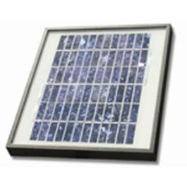 GTO FM122 Solar Panel 5Watt 300mA with all Mounting Equipment