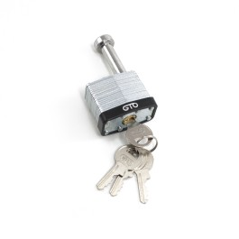 GTO RB345 Security Pin Locks, RB345 Keyed Alike - Packs of 10 only