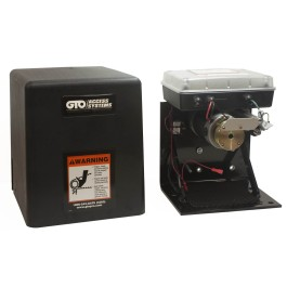 GTO/PRO GPX-SL25 Ultra-Low Profile Slide Gate Operator