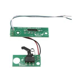 GTO R4192 Rev Counter Board (GTO SW2000XLS Series)