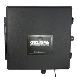 GTO R5500 Loaded Hinged Control Box for 3000XLS, 4000XLS