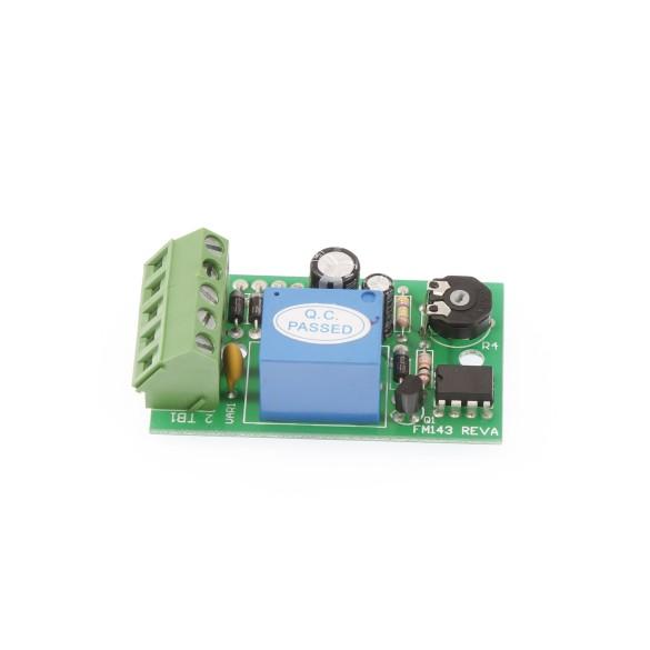 GTO LOCKPCB PC Board, Electric Gate Lock for Vehicular Gates