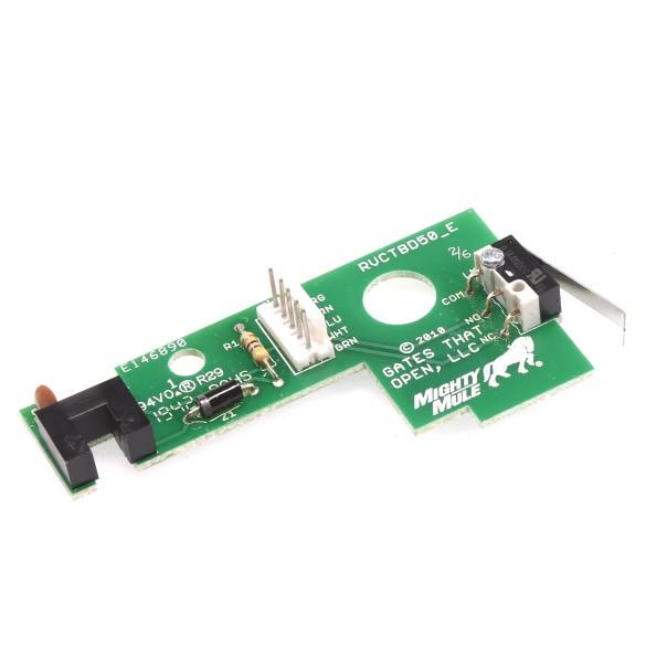 GTO RVCTBD50 Rev Counter Board MM350, MM500 Series