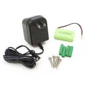 GTO R4022 Battery and Transformer, 12 Volt, F3100/4100 Base Station