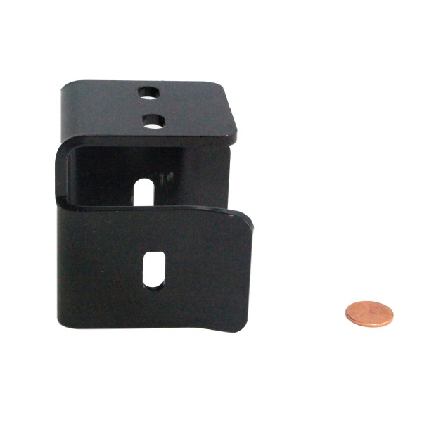 Lock Receiver for Column Mounting