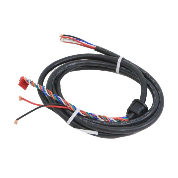 GTO PCK506 Power Cable, 6' w/ Strain Relief (2000XL, 2500, MM500, MM502)