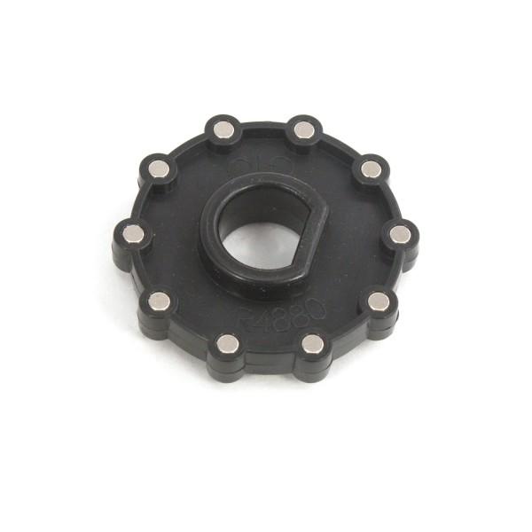 GTO Magnetic Rev Counter Wheel (3000XLS/4000XLS) R4880