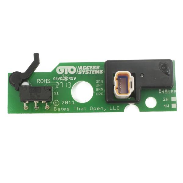 GTO R4918 Rev Counter Board (SW3000XLS/4000XLS)