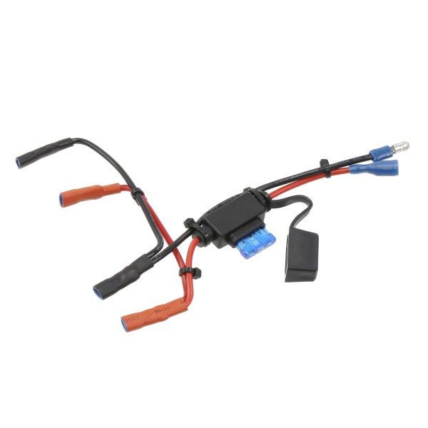 """GTO 6"""" Dual Battery Harness W/Connector (2000XLS) - R4555"""