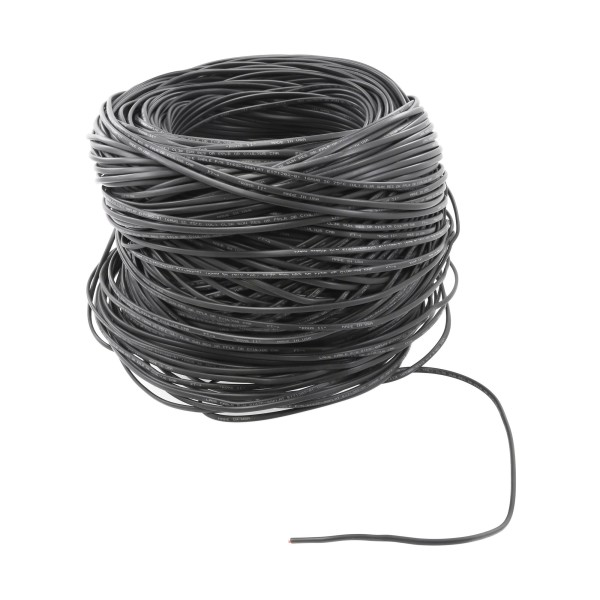 GTO RB509 Low Voltage Wire, 16 Ga., Dual Stranded (1000' Roll)