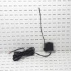GTO AQ201-NB Receiver Assembly with Antenna and 10 ft Cable (Grid Shown For Scale)