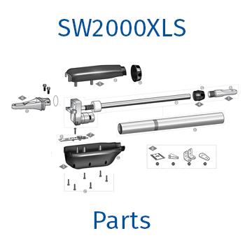 GTO / Linear Pro sw2000xls gate opener parts