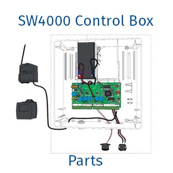 GTO / Linear Pro sw4000 control box parts