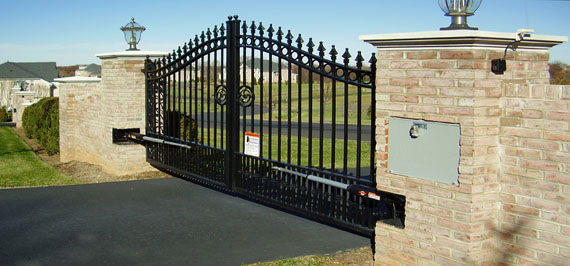 automatic swing gate openers