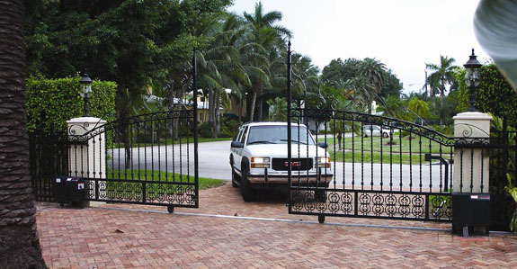 Automatic Slide Gate Openers